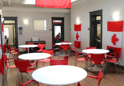 VGC Gastown Campus - Canadian Lounge