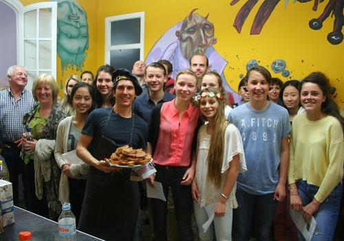 TARONJA Spanish Cooking class