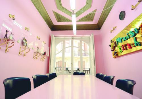 TARONJA Kitsch room