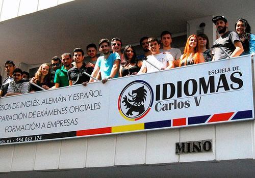 Carlos V Language School