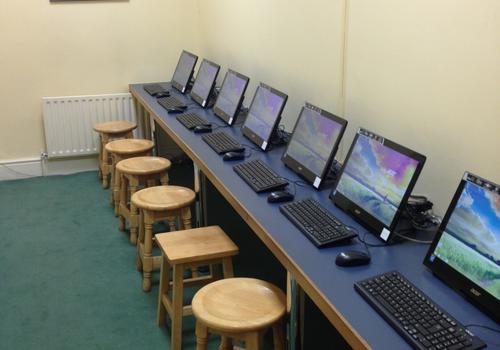Computer area