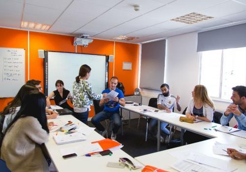 EC Bristol Classroom