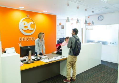 EC Bristol Reception