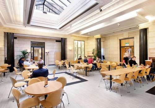 EC London Cafe