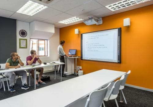 EC Cape Town Classroom