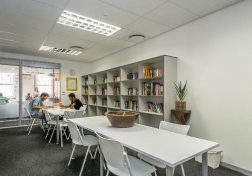 EC Cape Town Self Study Lounge