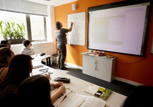 EC London Classroom