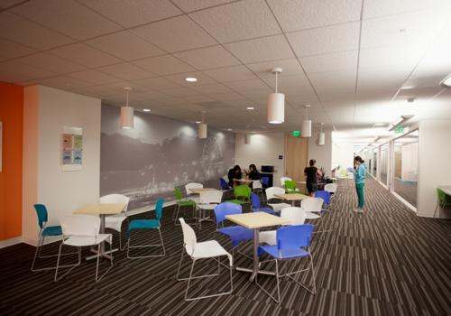 EC LA - Student Lounge