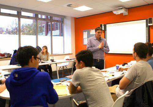 EC Manchester classroom