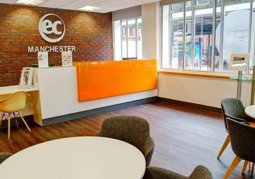 EC Manchester reception