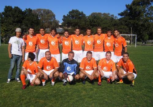 EC San Diego soccer team