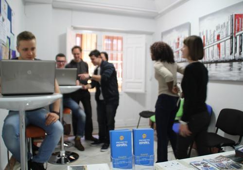 Spanish School Academia Contacto in Granada