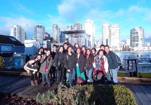 iTTTi Vancouver Granville Island Activity