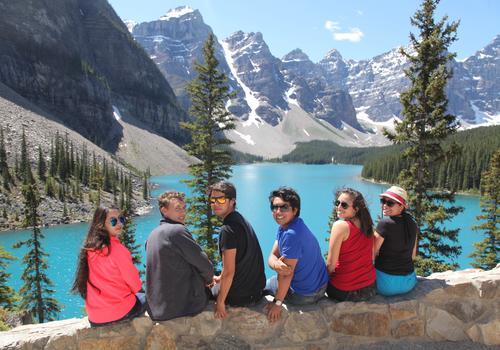 VGC Activities - Trip to the Rocky Mountains