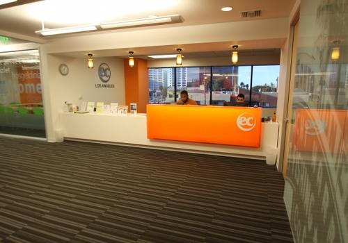 EC LA - Reception