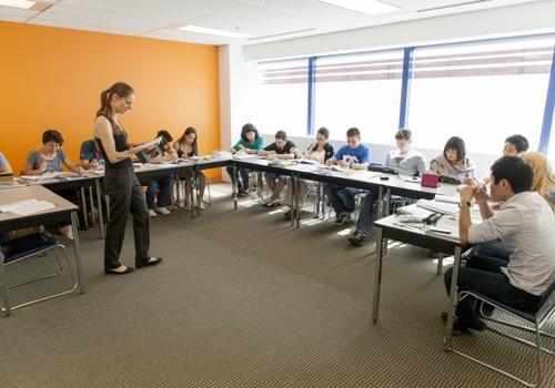 EC Vancouver classrooms