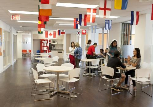 EC Toronto common area