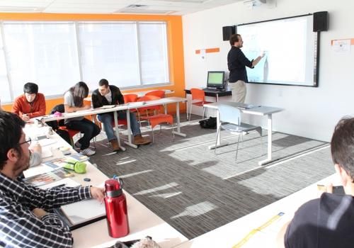 EC Toronto classrooms