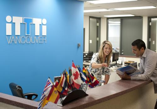 iTTTi Vancouver Reception
