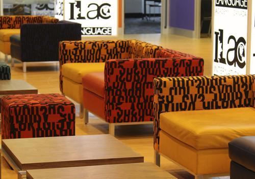 ILAC Toronto Campus Lounge