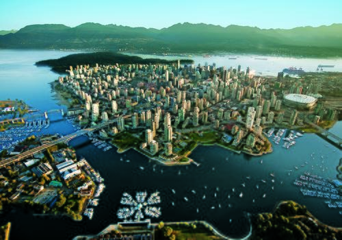Vancouver - One of the most livable cities in the world