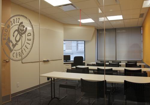 ILAC Vancouver Campus Classrooms