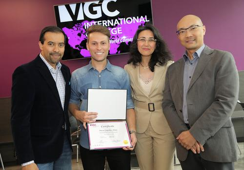 VGC Business Seminar Graduation